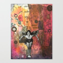 The Laughter Fairy Canvas Print