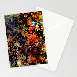 Waves of Vision Stationery Cards