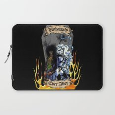 Unhappily Ever After - Lady Death & Evil Ernie Laptop Sleeve