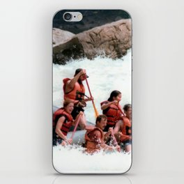 Rafting the Youghiogheny iPhone Skin