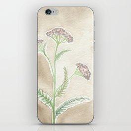 Pink Yarrow iPhone Skin