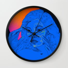 Lorde - Melodrama Wall Clock