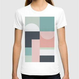 Abstract Geometric 06 T-shirt