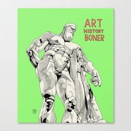 Farnese Hercules AHB Canvas Print