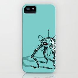 Eye Bot iPhone Case
