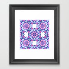 Squiggle Framed Art Print