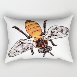Bee Keepers Daughter Rectangular Pillow