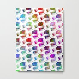 Color Craze Metal Print