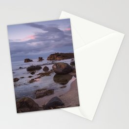 Pans Rocks Beach II Stationery Cards