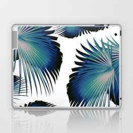 Fan Palm Leaves Paradise #1 #tropical #decor #art #society6 Laptop & iPad Skin