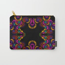 dark mexican Carry-All Pouch
