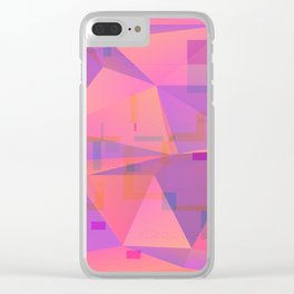Crack Clear iPhone Case