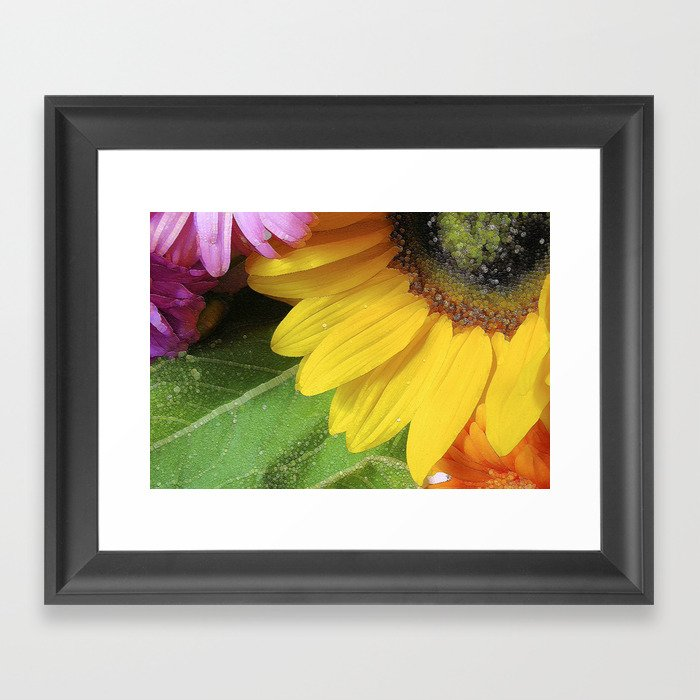 Shine Bright Like a Diamond Framed Art Print