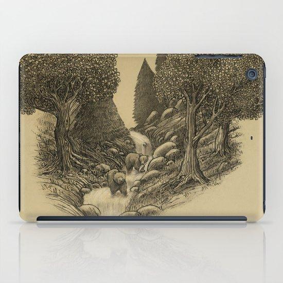 Bear Creek  iPad Case