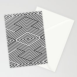 5050 Striped Stationery Cards