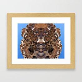 Pelvis Framed Art Print