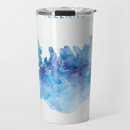 Iceland Travel Mug