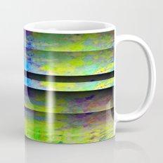 Yellow Color Blinds Mug