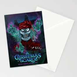 A Christmas Scarol by Topher Adam 2016 Stationery Cards