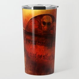 Bobcat Spirit Travel Mug