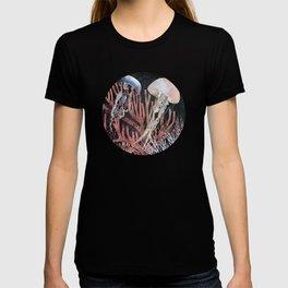 Metallic Coral T-shirt