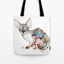 sphinx cat Tote Bag