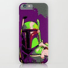 Boba Goes Pop Art Slim Case iPhone 6s