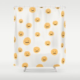 Have a Meh day Shower Curtain