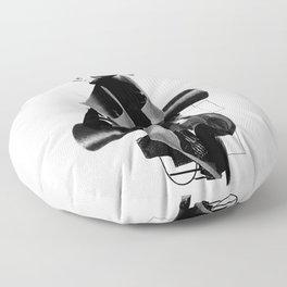 Everybody is Kung Fu Fighting ... Floor Pillow