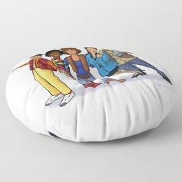 A Different World Floor Pillow