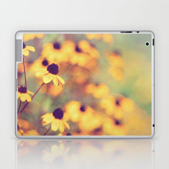 bright-eyed Laptop & iPad Skin