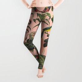 Pink Jungla Leggings