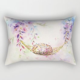 Wisteria Dream Rectangular Pillow