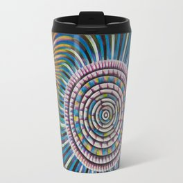 The Move Over the Waters Travel Mug