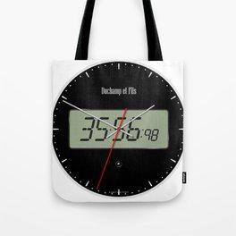 Digital Clock 01 Tote Bag