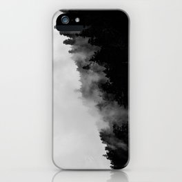 Eagle Creek Fog iPhone Case