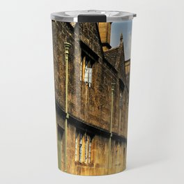 The Almshouses of Chipping Campden Travel Mug