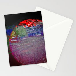 Big Brother is Watching Stationery Cards