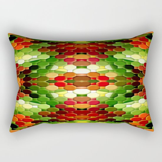 The Power coming from above... Rectangular Pillow