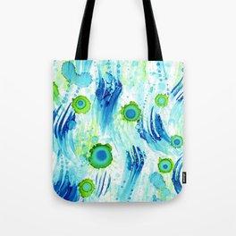 Sea Forms Tote Bag