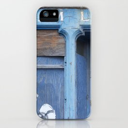 Beldam Lasar Leith Edinburgh iPhone Case