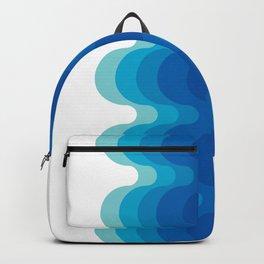 Echoes - Ocean Backpack