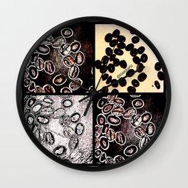 Kaffee Wall Clock