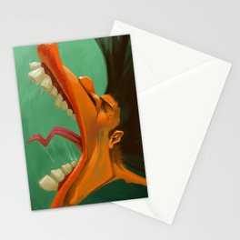 Wide Open Stationery Cards