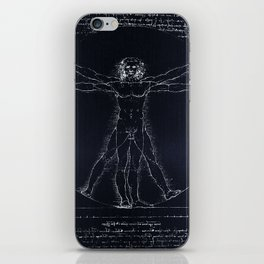 A sense of proportion iPhone Skin