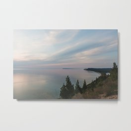 View from the Bluff Metal Print