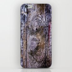 Cast in concrete iPhone & iPod Skin
