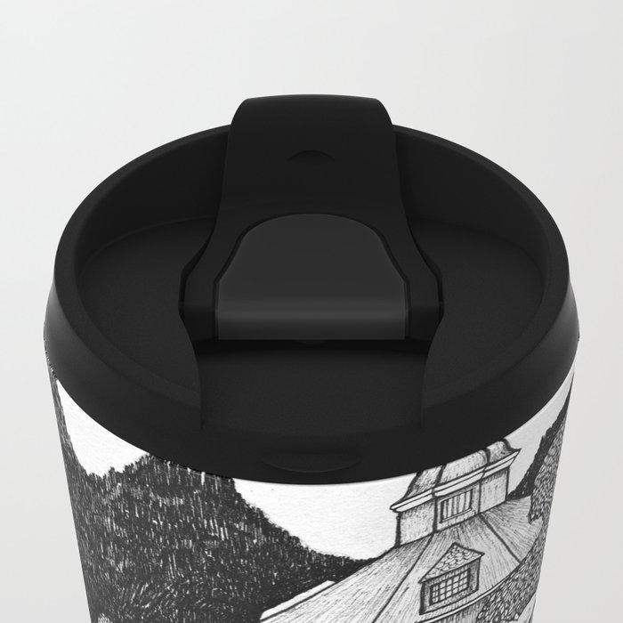 The Gardner Metal Travel Mug