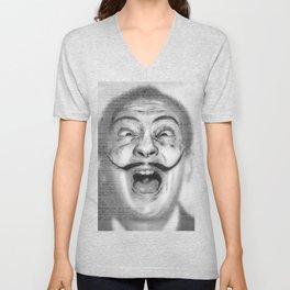 Perverso Dalí  Unisex V-Neck