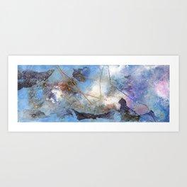 Astrologic2 Art Print